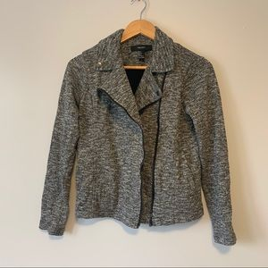 Forever 21 Heather grey light jacket size small